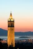 башня sather Стоковое Изображение RF
