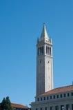 башня sather berkeley Стоковое Фото