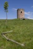 Башня Sauchie, Шотландия Стоковые Изображения RF
