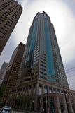 башня seattle здания стеклянная самомоднейшая Стоковое фото RF