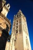 башня sevilla giralda Стоковое фото RF