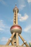 башня shanghai перлы Стоковое Фото
