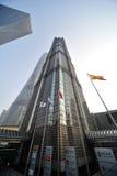 башня shanghai jinmao Стоковое фото RF