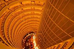башня shanghai jinmao Стоковые Изображения