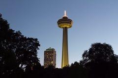 башня skylon fallsview казино Стоковая Фотография RF