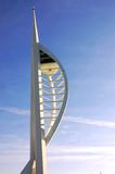 башня spinnaker portsmouth тысячелетия Стоковые Фото