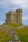 башня st john s cabot Стоковое Изображение RF