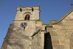 Башня St Leonard Downham Стоковые Фотографии RF