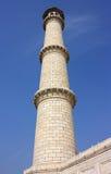 Башня Taj Mahal, Агра, Индия Стоковые Фото