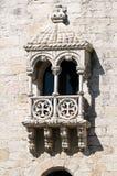башня torre belem de lisbon Португалии Стоковое Фото