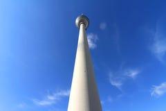 Башня TV в Берлин Стоковая Фотография RF