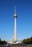 башня tv места Александра berlin стоковое фото rf