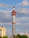 башня tv Стоковое Изображение RF