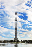 башня tv Стоковые Фото