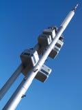 башня tv стоковые фотографии rf