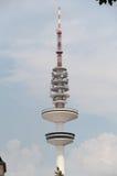 башня tv hamburg стоковые изображения