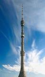 башня tv ostankino Стоковое фото RF