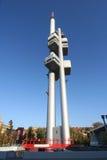 башня tv prague Стоковая Фотография