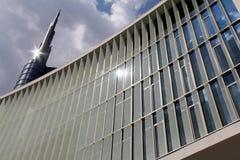 Башня Unicredit Стоковая Фотография