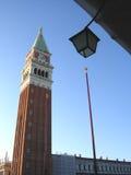 башня venice Стоковое Изображение