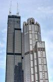 Башня Willis - Чикаго Стоковые Фотографии RF