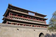 башня xian барабанчика фарфора Стоковые Изображения