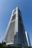 башня yokohama наземного ориентира Стоковое Изображение RF