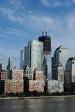 башня york свободы города новая Стоковое Изображение RF