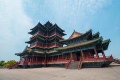 Башня Yuejiang Стоковое Фото
