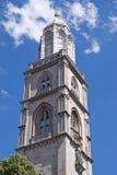 башня zurich Швейцарии grossmuenster Стоковое Изображение RF