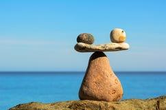 Балансировать камней Стоковая Фотография RF