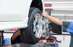 Балансировать стойки колес Стоковые Фотографии RF
