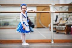 Балерина девушки ребенка Стоковые Изображения