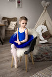 балерина немногая Стоковые Изображения