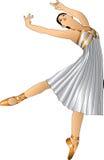 Балерина Стоковое фото RF