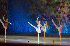 Балет сказа Стоковое Изображение