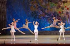 Балет сказа Стоковые Фото