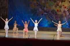 Балет сказа Стоковое Фото