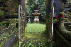 Балийский висок Стоковое фото RF