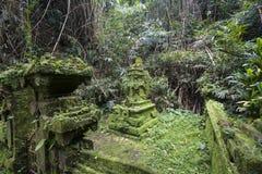 Балийский висок Стоковые Фото