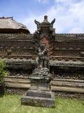 Балийский висок стоковая фотография