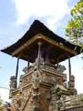 Балийский висок стоковое фото