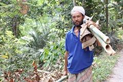 Балийский человек Стоковые Изображения RF