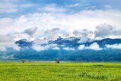 Балканская горная цепь Стоковая Фотография