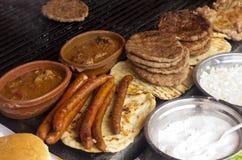 Балканская еда Стоковые Изображения