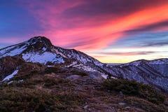 Балканские горы Стоковые Изображения