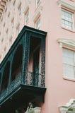 Балкон Чарлстона Стоковые Фото