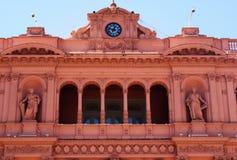 Балкон Evita Peron стоковое изображение