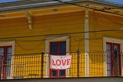 балкон New Orleans Стоковая Фотография