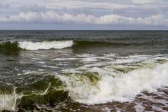 Балтийское море, Klaipeda Стоковые Изображения